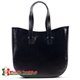 Stylowa torba damska Savina w kolorze czarnym